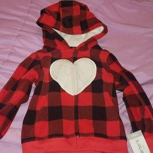 Black & Red Plaid Jacket